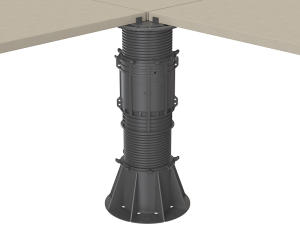 Barrel Extender VJF Application