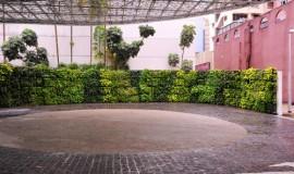 Elmich VGM green wall - Hotel Rendezvous01