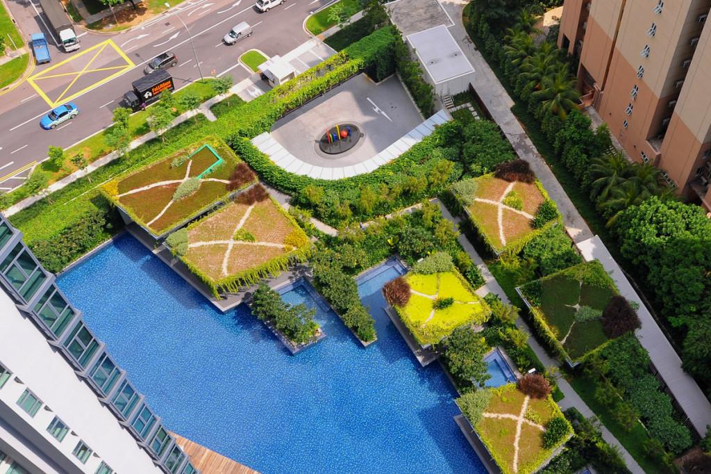 Elmich Green Roof Project - Soleil@sinaran1