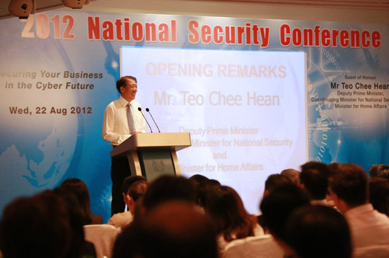 News - National Security Conference 2012