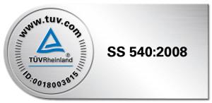 SS 540