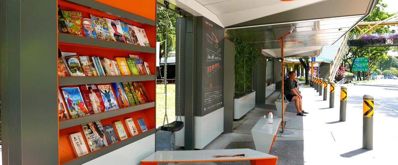 Jurong Smart Bus Station Elmich Pte Ltd