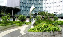 Waterproofing membrane on buildings