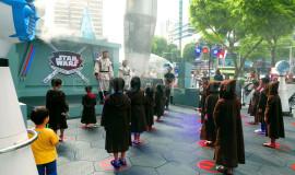 Star Wars Padawan Training