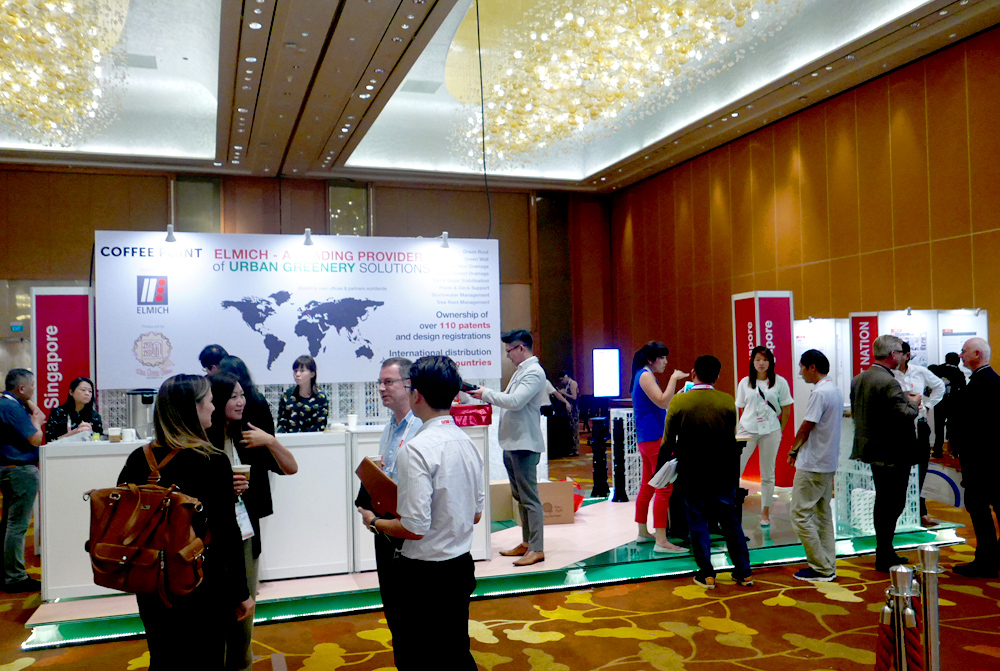 Elmich Unveiled New Translucent Solutions at IFLA 2018 - Elmich Global