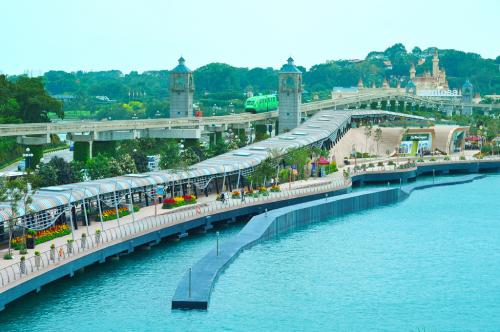 Sentosa Boardwalk Elmich Global