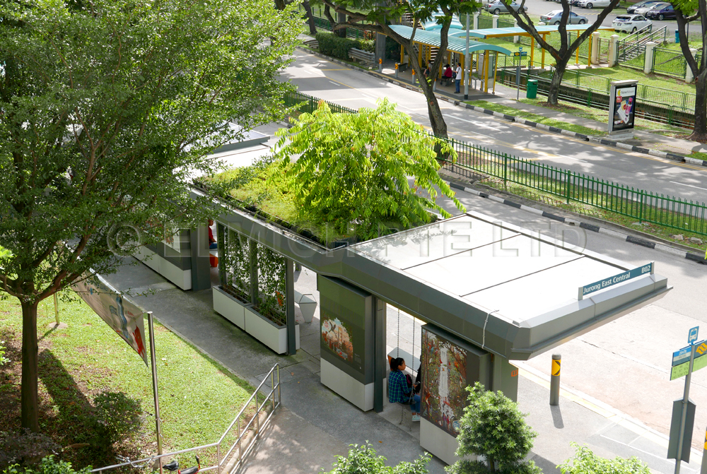 Jurong Smart Bus Station Elmich Global