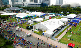 Race Village at Padang